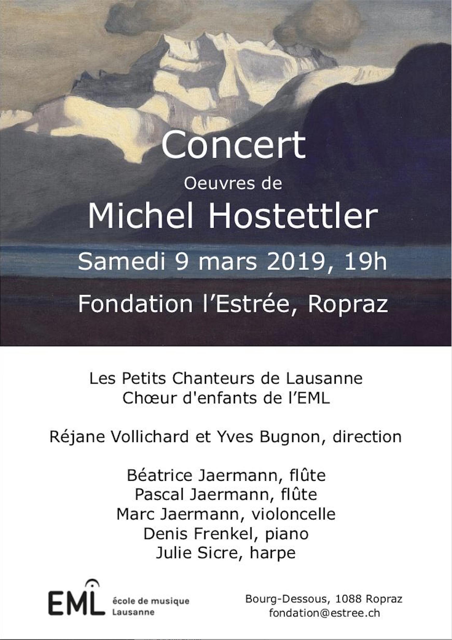 Michel Hostettler 2019