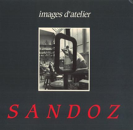 Images d'atelier d'Edouard Marcel Sandoz