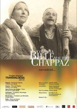 Affiche Bille-Chappaz