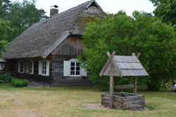 Open air museum, Lithuania