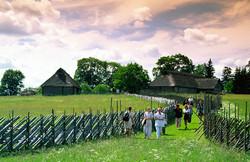 Estonian village