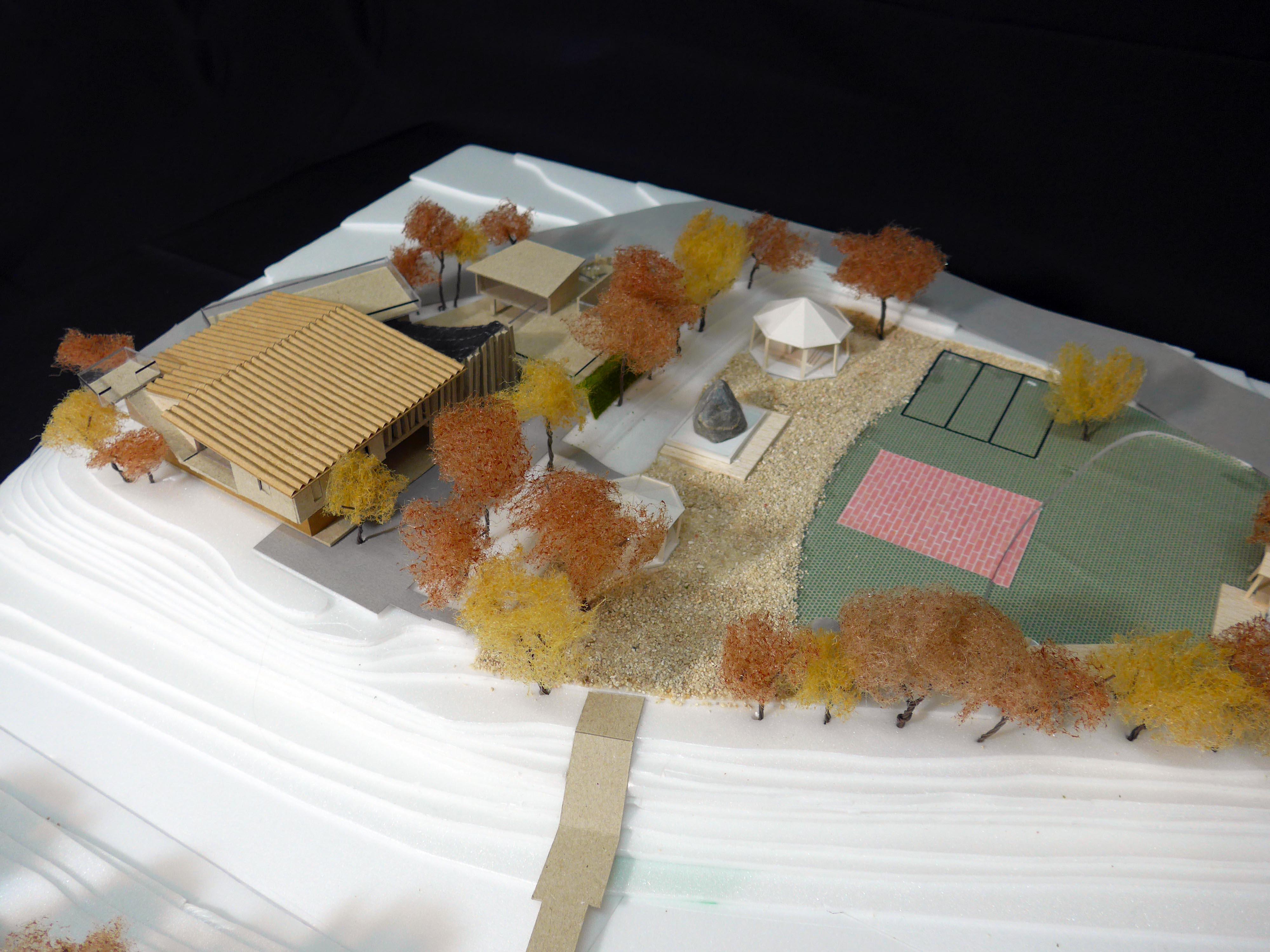 Environmental Education Hall of Hush