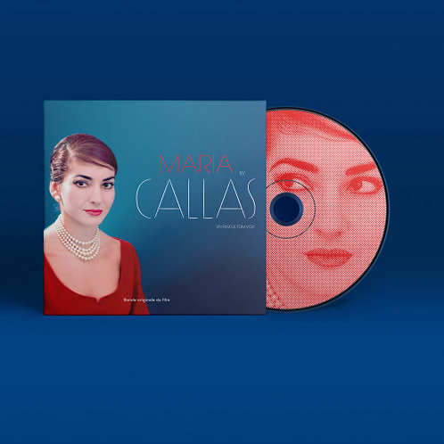 Maria by Callas - double CD