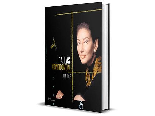 """Livre """"Callas Confidential"""""""