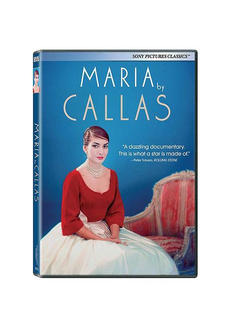 Maria by Callas - DVD (version USA avec Joyce DiDonato)
