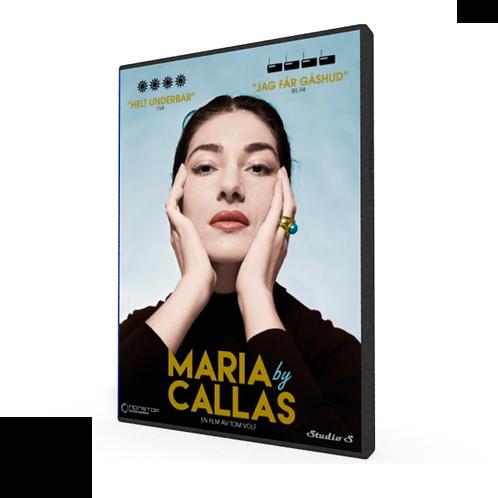 Maria by Callas - DVD (version anglaise avec Joyce DiDonato)