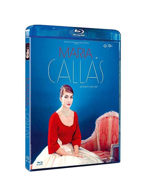 Maria by Callas - Bluray (version italienne & française originale)