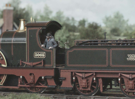 Lee Marsh GWR Dean Loco Crew