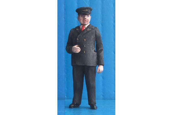 1950s Guard (painted)
