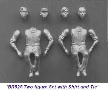 BR52S - BR Class 52 Crew (Shirt)