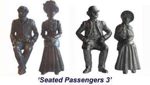 Seated Passengers 3