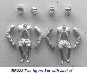 BR22J - BR Class 22 Crew (Jacket)