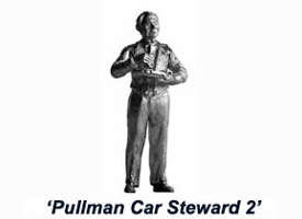 Pullman Car Steward 2