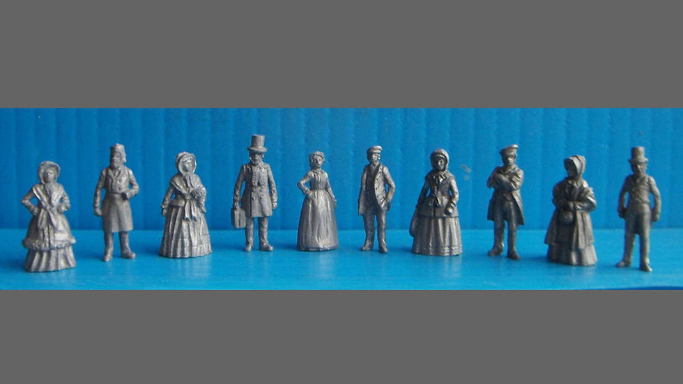 HO10 - Victorian People