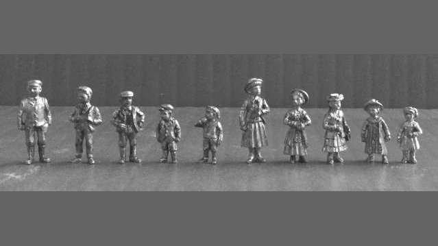 HO8 - Edwardian Children