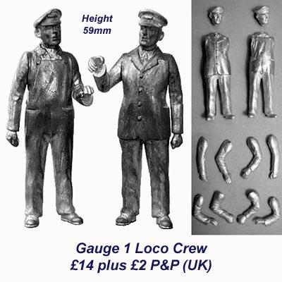 G1LC - Gauge 1 1950s Loco Crew