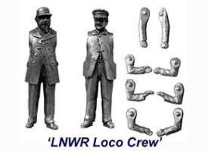 LNWR Loco Crew