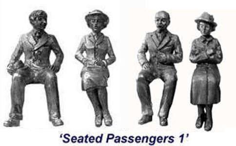 Seated Passengers 1