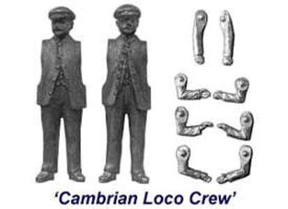 Cambrian Loco Crew