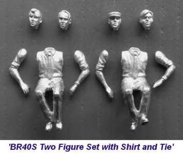 BR40S - BR Class 40 Crew (Shirt)