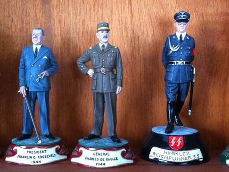 85mm Stadden Figures