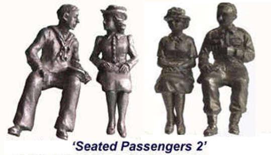 Seated Passengers 2