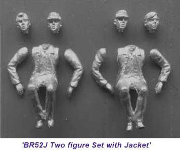 BR52J - BR Class 52 Crew (Jacket)