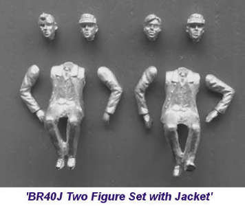 BR40J - BR Class 40 Crew (Jacket)