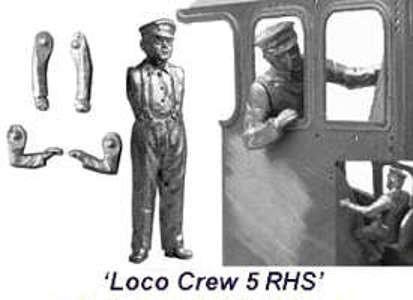 LC5R - Loco Crew 5R