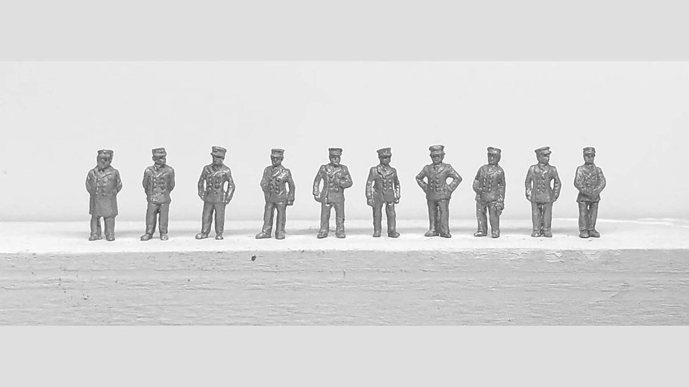 2mm - Titanic Crew