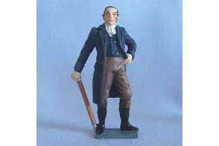 Richard Trevithick (painted, on base)