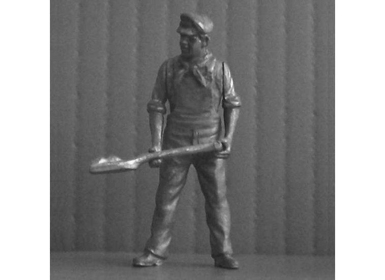 FF2 - Fireman Firing LH