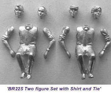 BR22S - BR Class 22 Crew (Shirt)