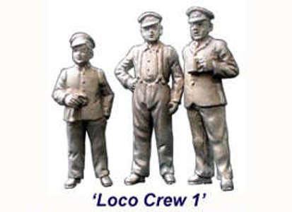 LC1 - Loco Crew 1