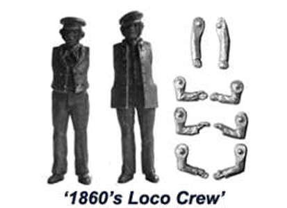 1860's Loco Crew