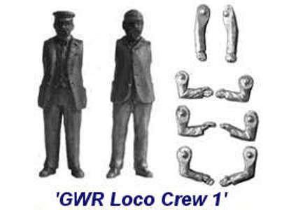 GWR Loco Crew 1