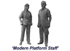 Modern Platform Staff