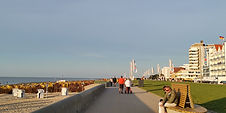 Duhner Strandpromenade