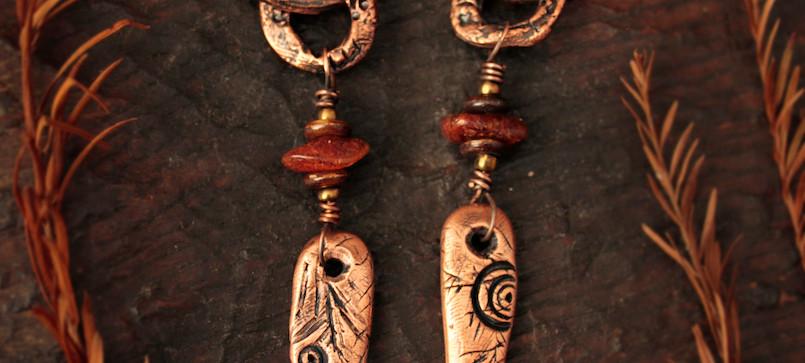 earth energies and amber earrings .jpg