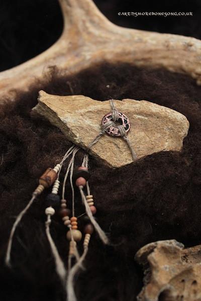 Cave bear bone and deer nestled.jpg
