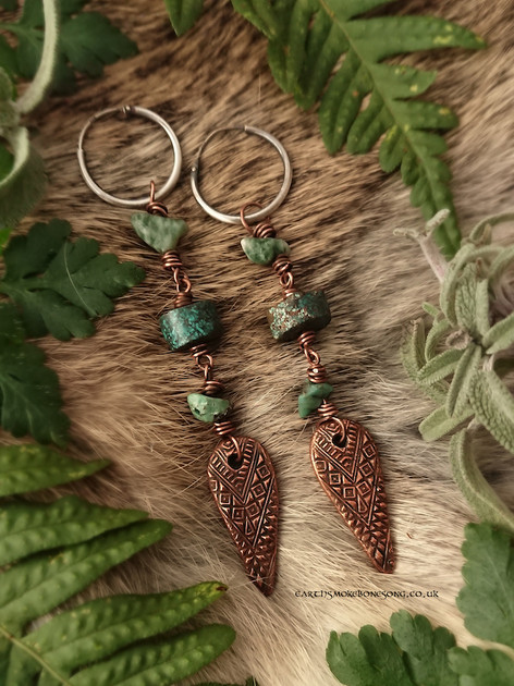 Aztec jungle earrings.jpg
