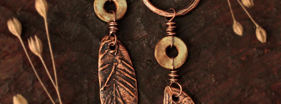 wabi sabi leaf frond earrings.jpg