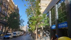 Building Entrance Street