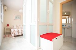 Bedroom 1 - Bathroom 1