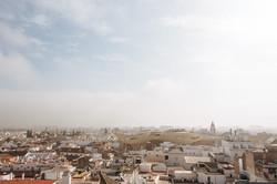 Building Rooftop views