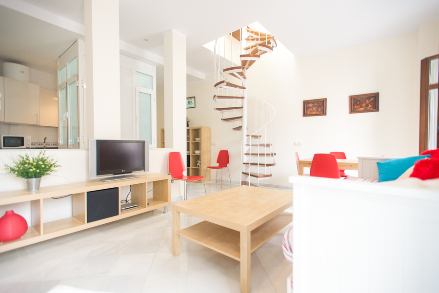 Livingroom - Stairs