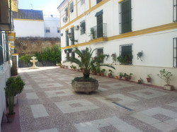 Patio Edificio