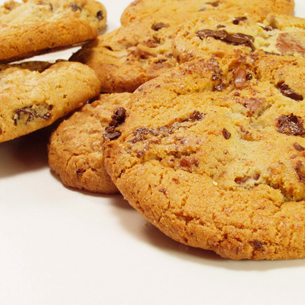Foodie Moments: Chocolate Chip Cookies