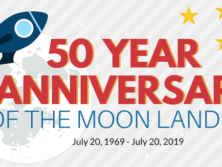 Celebrate the 50th Anniversary of the Moon Landing!