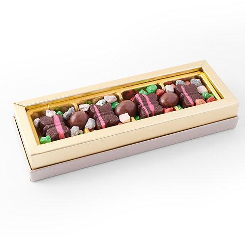 Sweet Butterflies Chocolate Gift Box